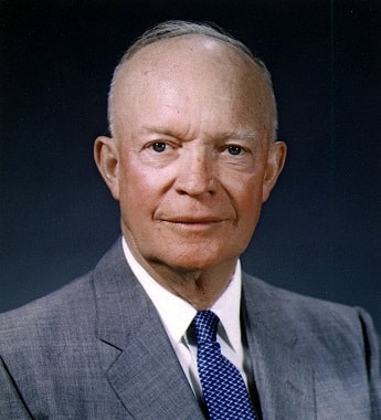 Photo of Dwight Eisenhower